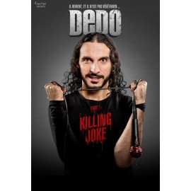 SOUPER-SPECTACLE - ME 26 SEPT 2018 DEDO Killing Joke