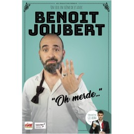 SOUPER-SPECTACLE - ME 12 JAN 2019 BENOÎT JOUBERT