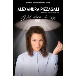SOUPER-SPECTACLE - JE 18 AVRIL 2019 ALEXANDRA PIZZAGALI