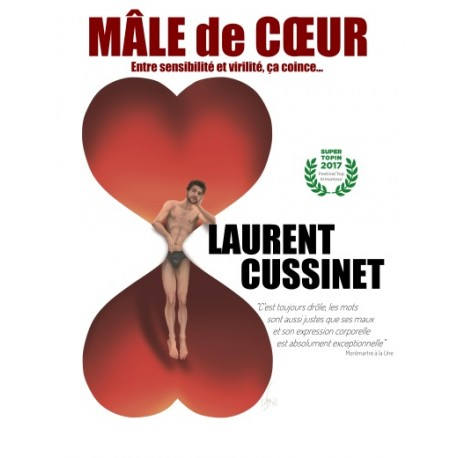 SOUPER-SPECTACLE - ME 22 MAI 2018 LAURENT CUSSINET
